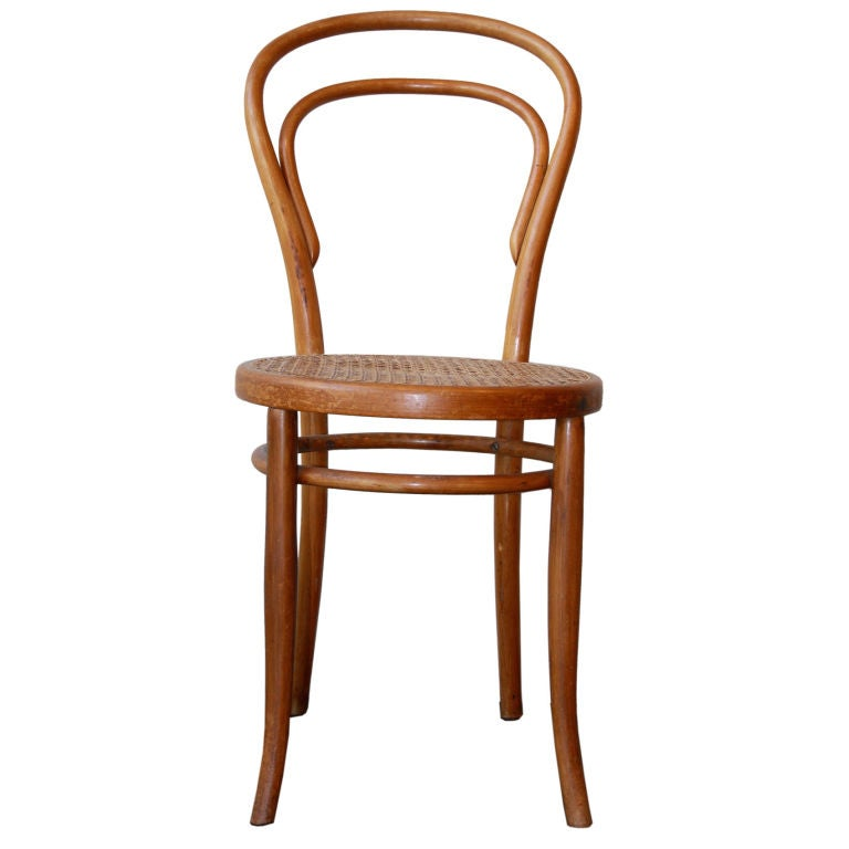 Very Early J And J Kohn Chair At 1stdibs