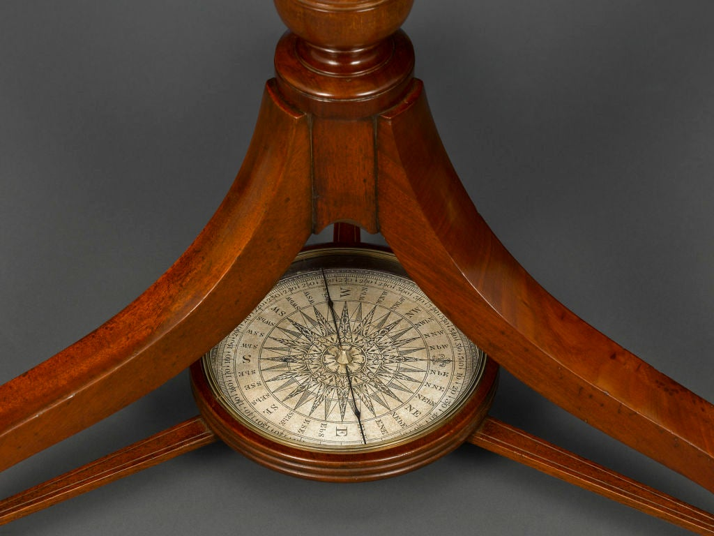 Down Celestial and Terrestrial Globes by Newton and Son For Sale