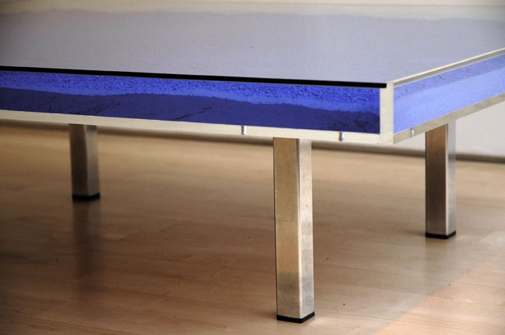 Table Bleue by Yves Klein image 3