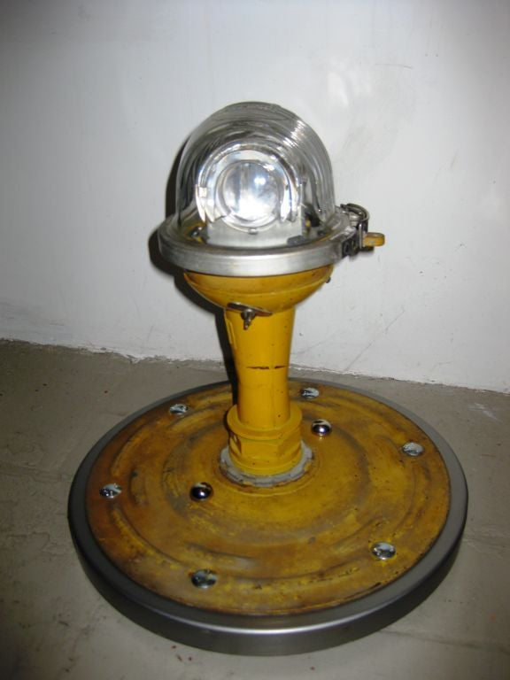 Industrial Style Airport Runway Pendant Light Fixtures At
