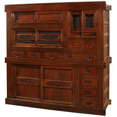 Japanese Kitchen Pantry Chest