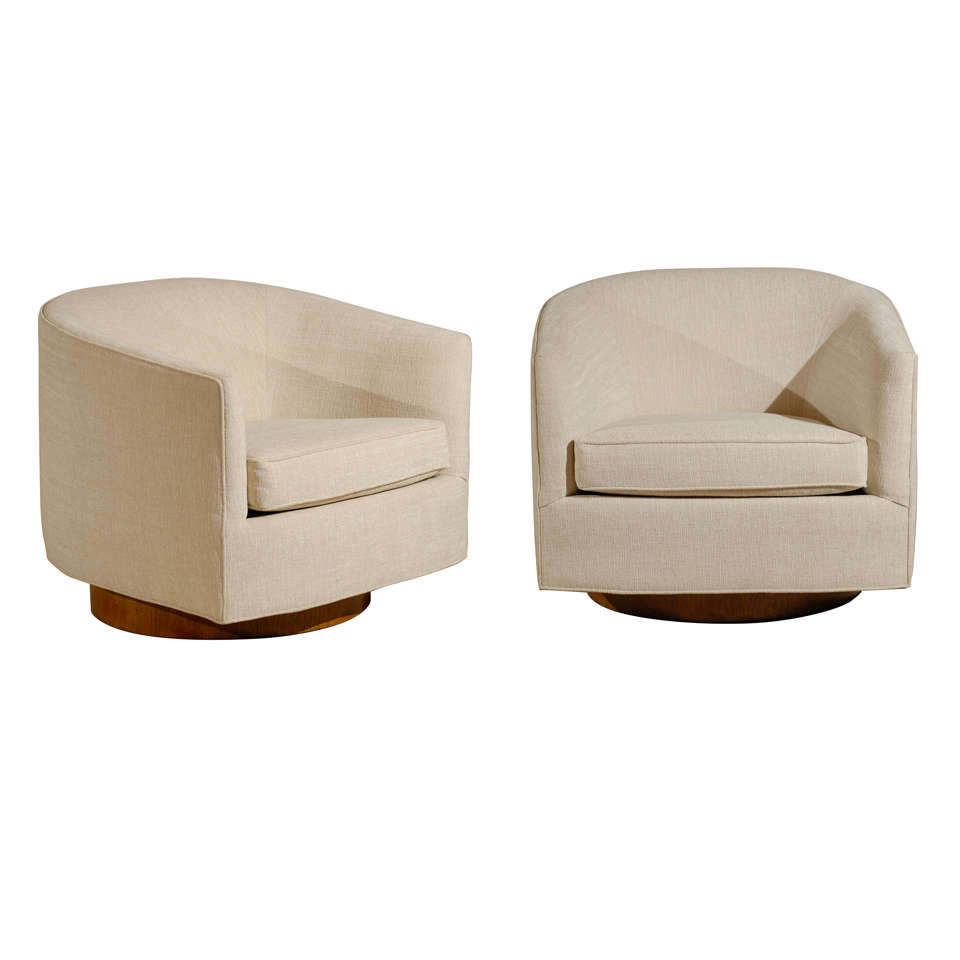 Displaying 18 gt images for modern swivel club chair