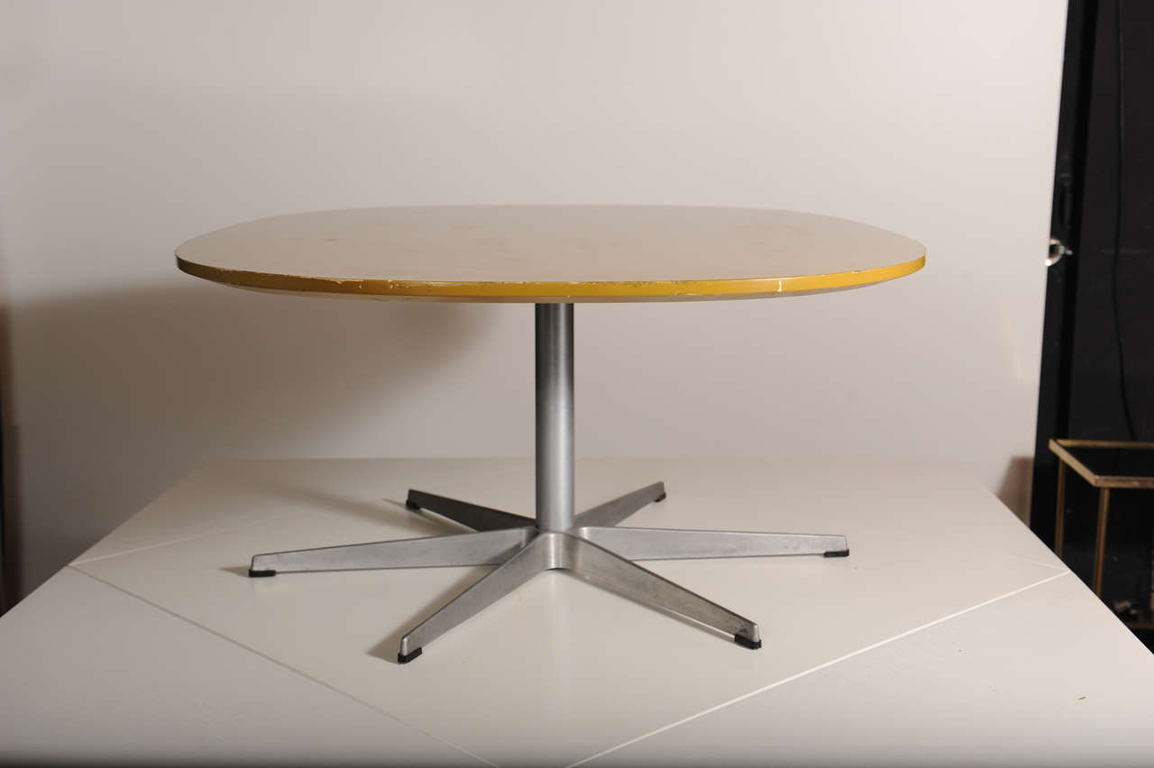 Coffee Table By Bruno Mathsson Manufactured By Fritz