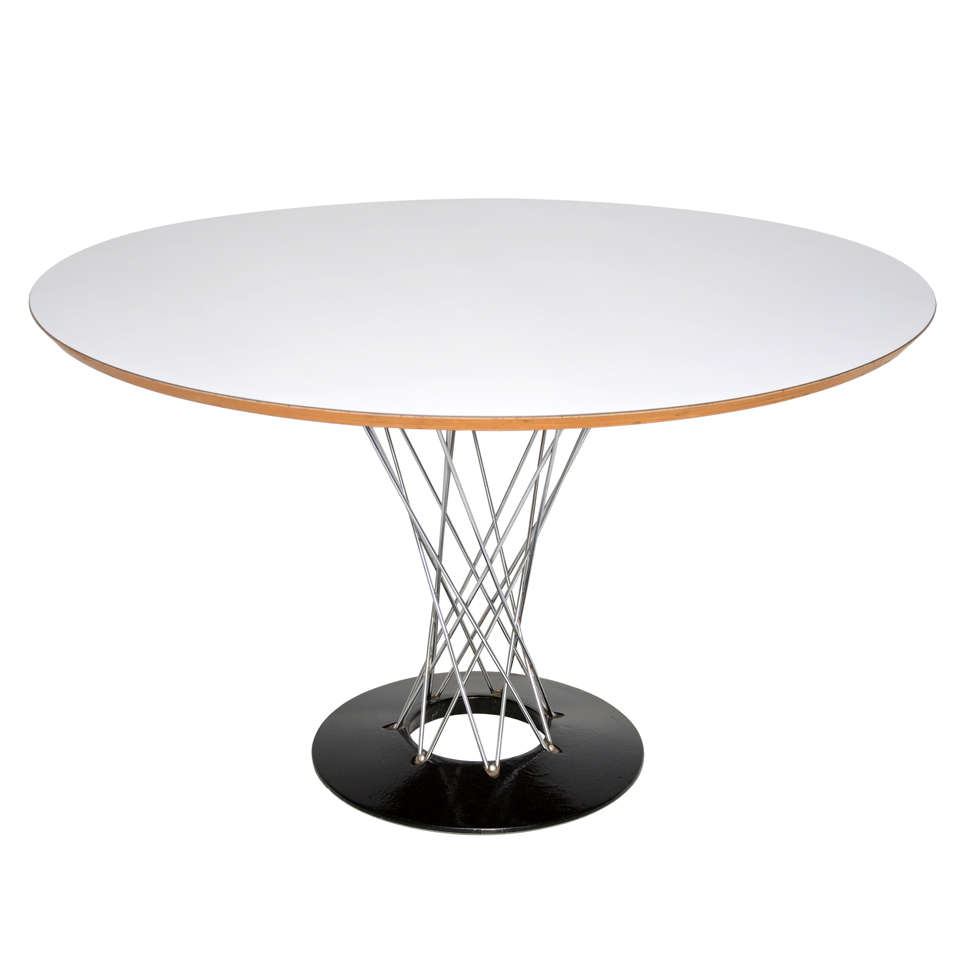 isamu noguchi cyclone dining table at 1stdibs. Black Bedroom Furniture Sets. Home Design Ideas