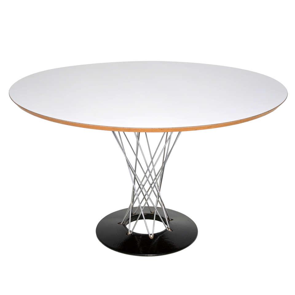 Isamu Noguchi Cyclone Dining Table At 1stdibs