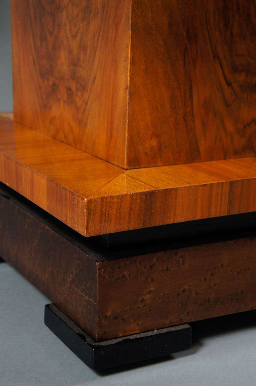 Deco 1930's Wood Table 6