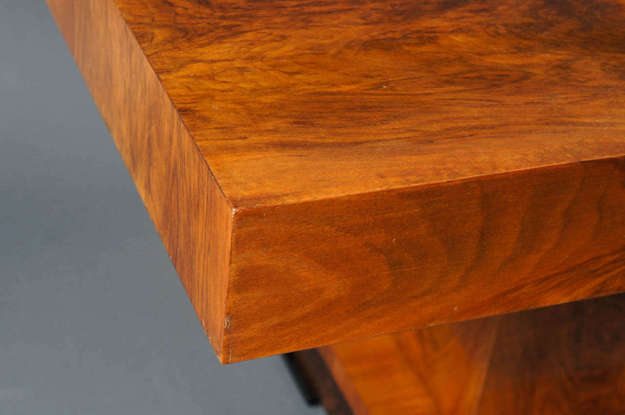 Deco 1930's Wood Table 7