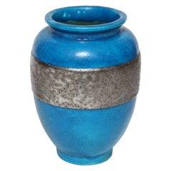 Raoul Lachenal Ceramic Vase, circa 1930s