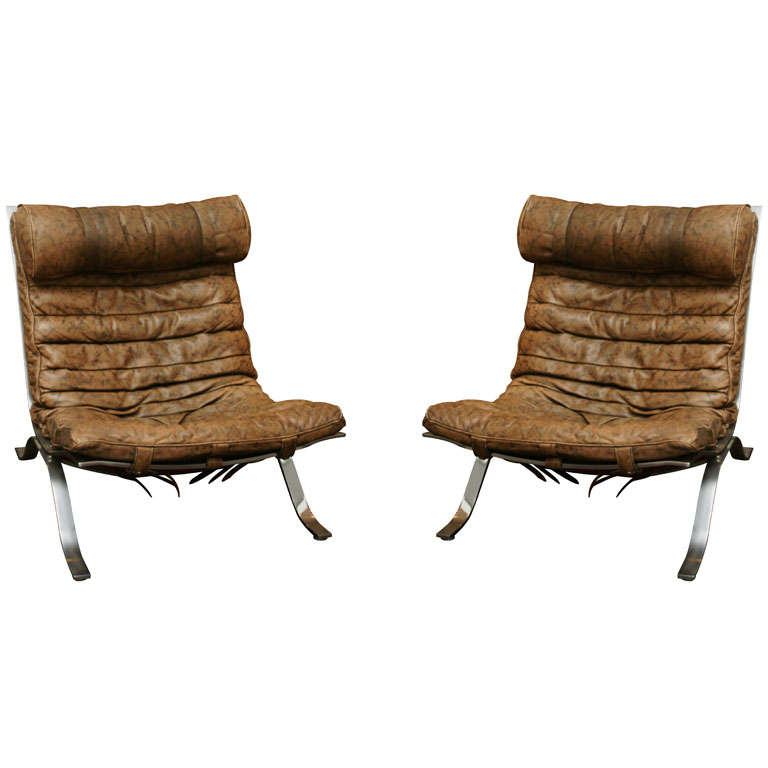 Pair of Norell Chair