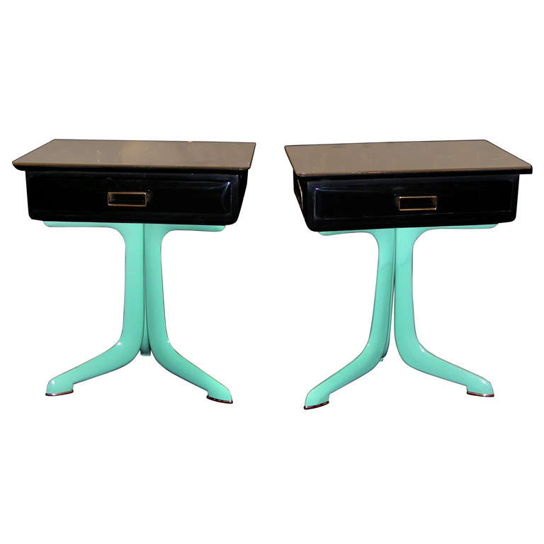 Two 1950s Italian Night Stands