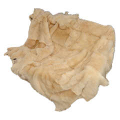 Throw, Shearling Fur