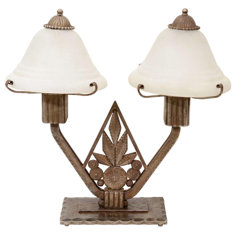 very nice lamp by edgar brandt at 1stdibs plafonier nice lamps costa 1 bonami