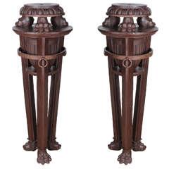 Cast Iron Pedestals