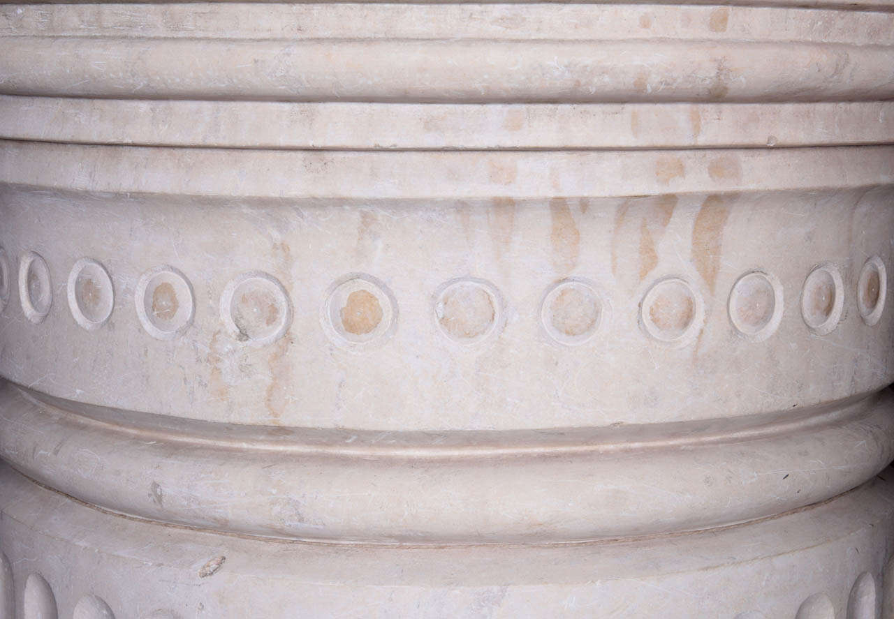 French Marble Pedestal For Sale 2