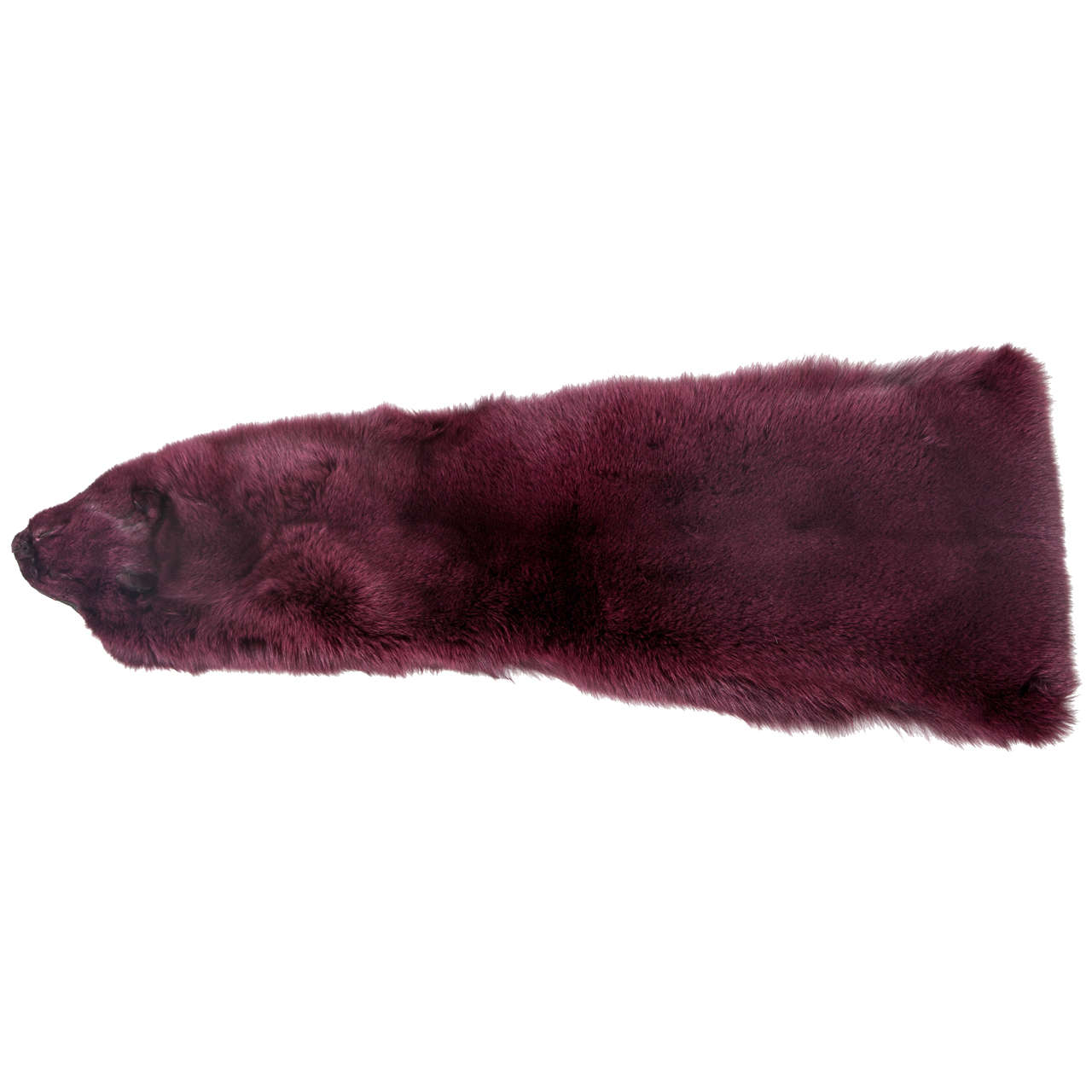 Fur Stole, Fox Wrap, by Area ID