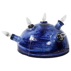 Sputnik Ceramic Table Lamp