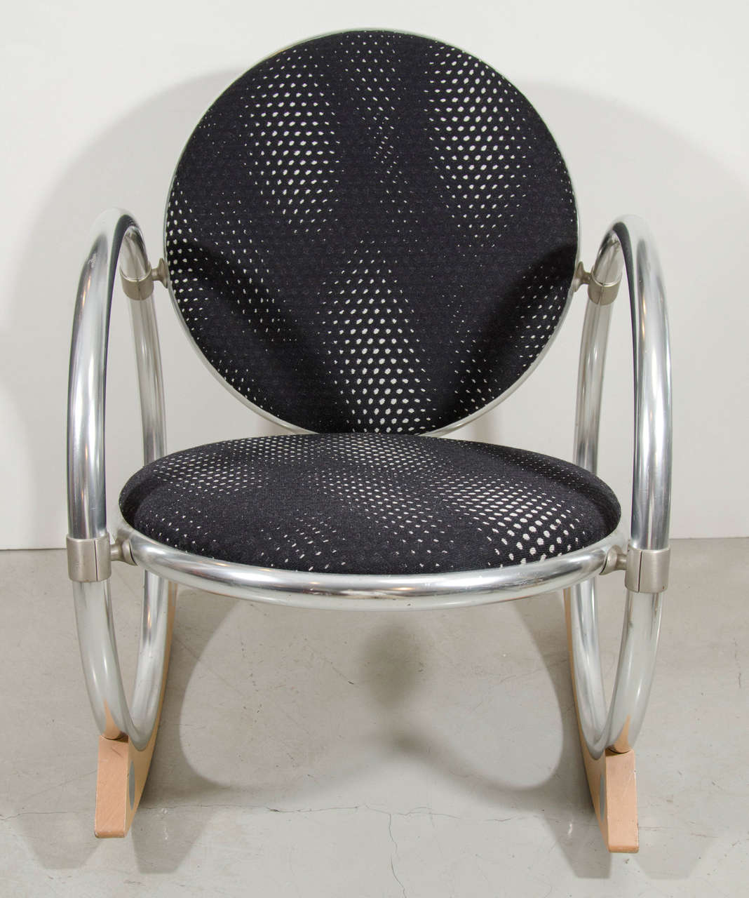 verner panton dondolo for ycami rocking chair for sale at 1stdibs