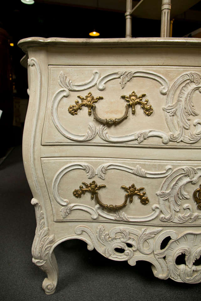 Argentine French Regency Style Commode by Maison Jansen For Sale
