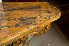 Italian 18th. Century Console Table image 10