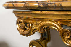 Italian 18th. Century Console Table image 3