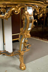Italian 18th. Century Console Table image 5