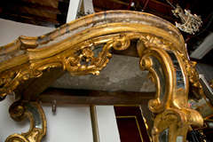 Italian 18th. Century Console Table image 9