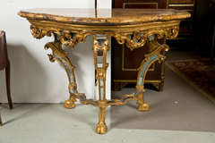 Italian 18th. Century Console Table image 2