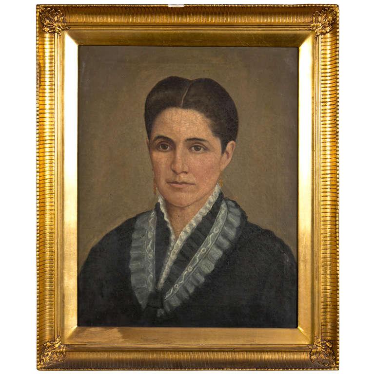 Oil on Canvas 19th Century Denmark For Sale