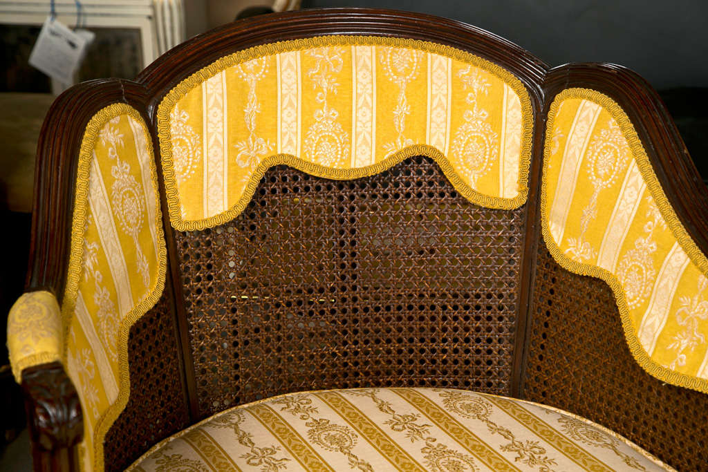 French louis xiv style two piece chaise for sale at 1stdibs for Chaise style louis xiv