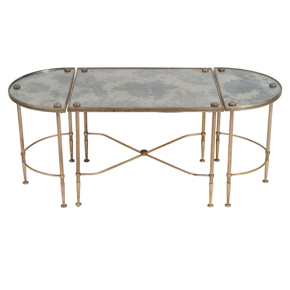 Mirror Top Coffee Tables At 1stdibs