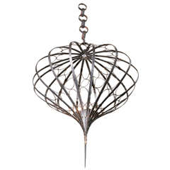 Michael Wilson Metal Ceiling Light