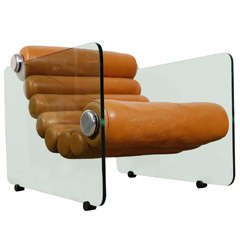 Fabio Lenci 'Hyaline' Chair