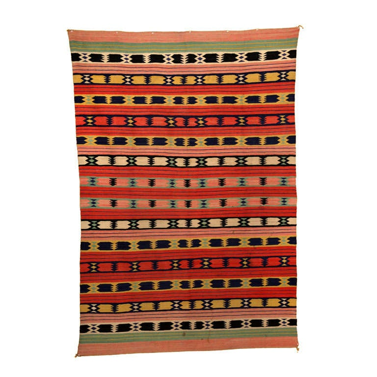 Navajo Weaving. For Sale