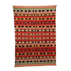 Navajo Weaving.