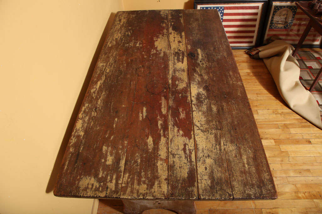 American Hutch/Chair Table. For Sale 3