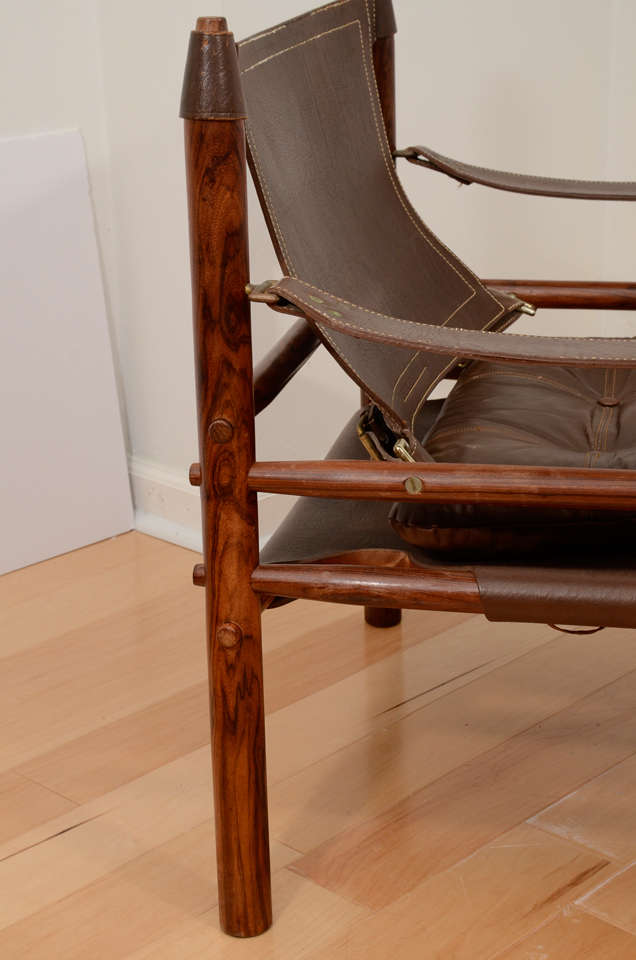 Arne Norell Safari Chair 3