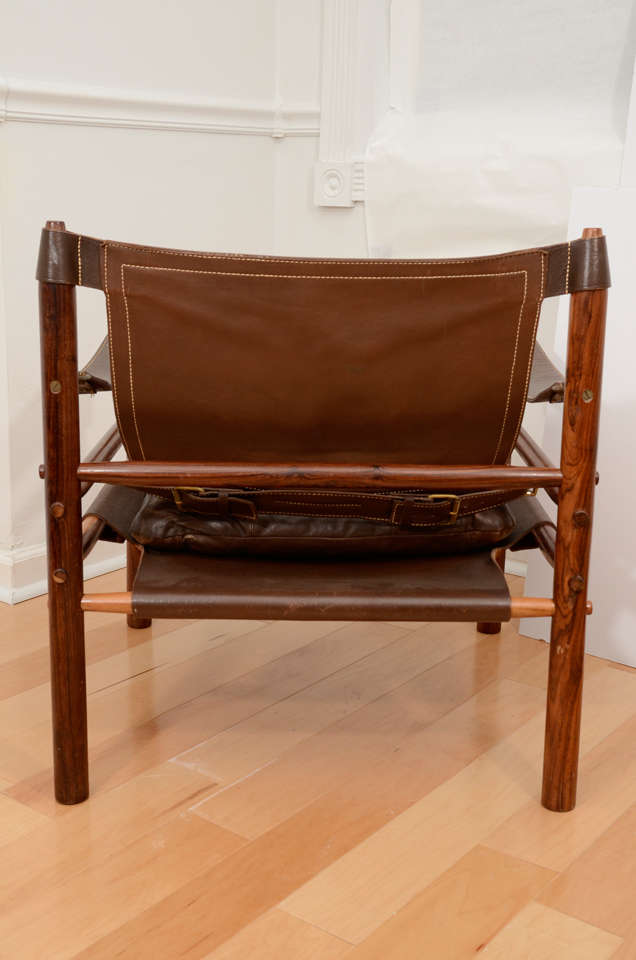 Arne Norell Safari Chair 6