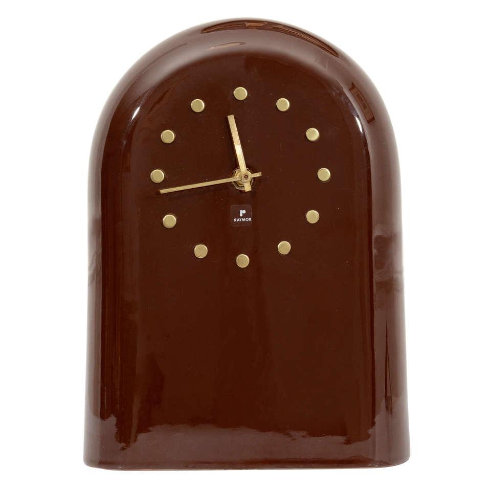 Mod Table Clock by Raymor