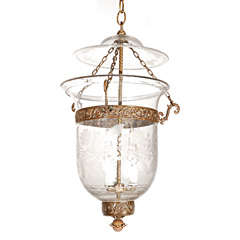 Fortuny Hanging Silk Quot Parasol Quot Chandelier Two Available