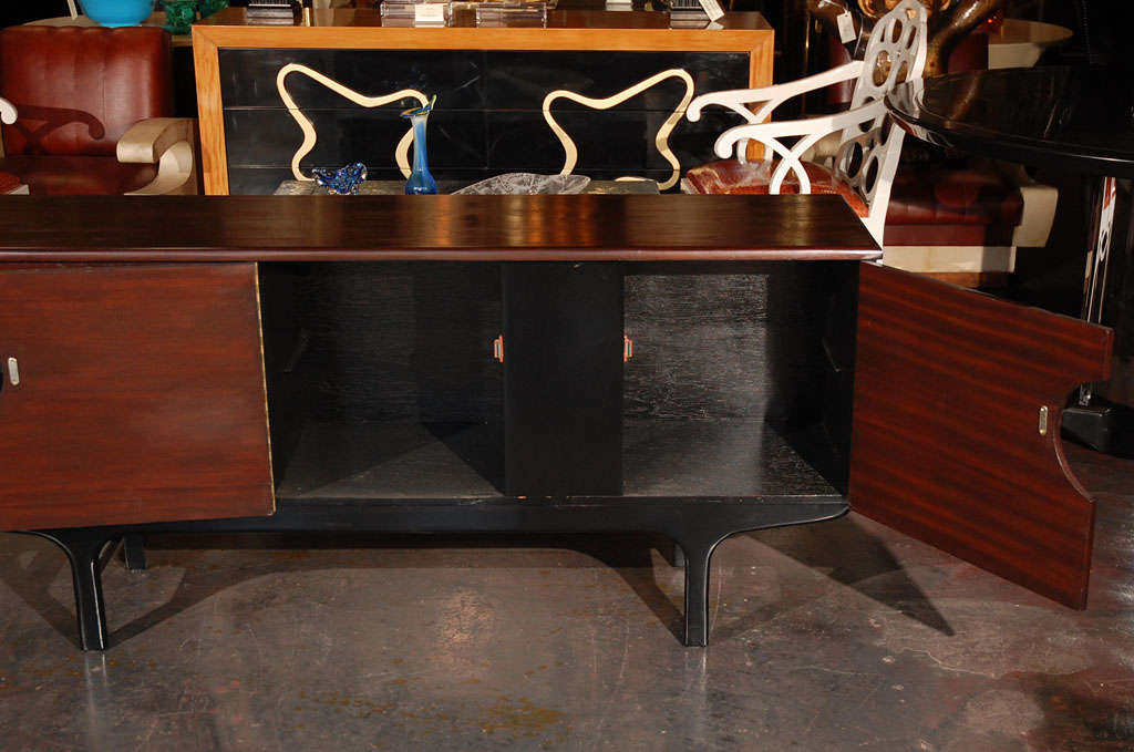 Modernist Credenza /Buffet For Sale 3