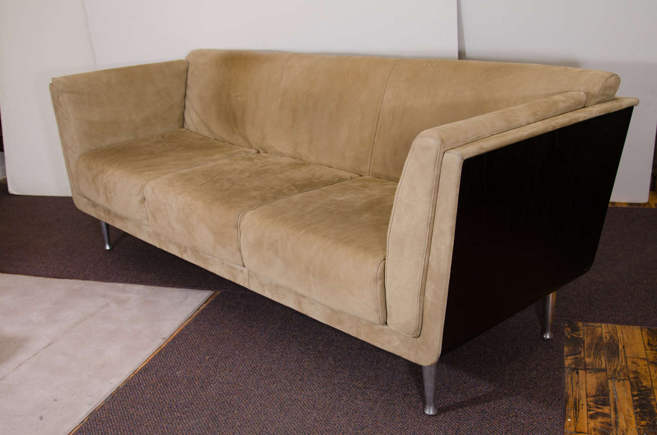 Herman Miller Three Seat Sofa Designed