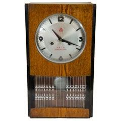 Vintage Chinese Pendulum Clock