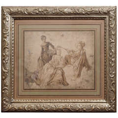 18th Century French Drawing