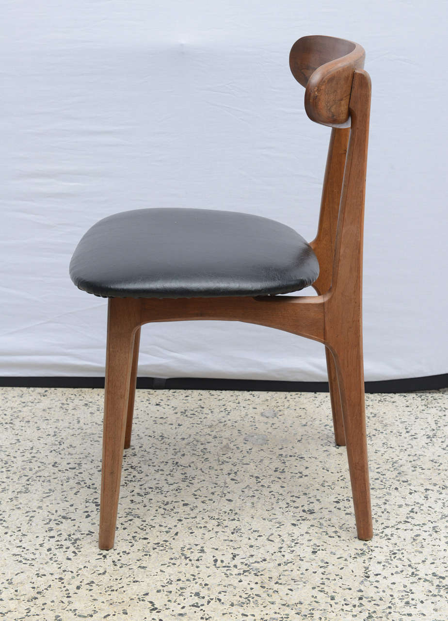 Set Of 10 Dining Chairs Attributed To Hans Wegner Late 60u0027s Denmark In Good  Condition For