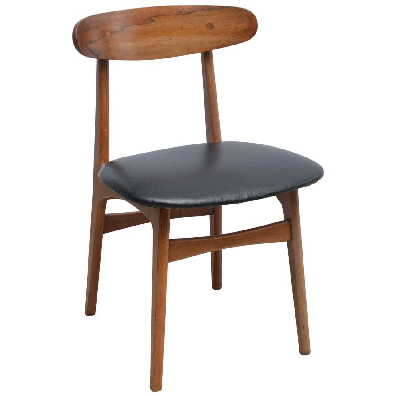 Set of 10 Dining Chairs attributed to Hans Wegner Late 60's Denmark 1