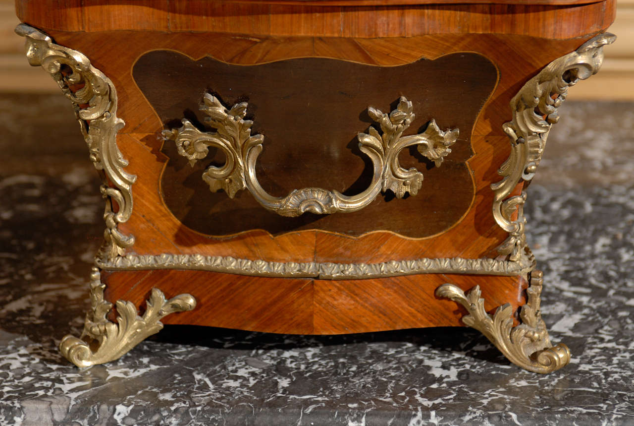 Large french napoleon iii jardiniere at 1stdibs for Jardiniere napoleon 3
