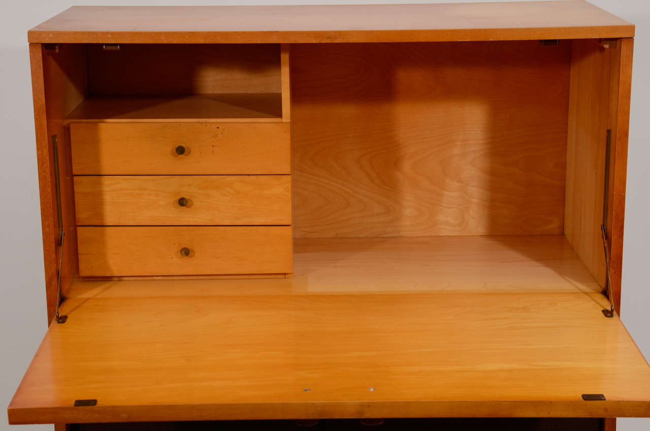 Paul McCobb Secretary Desk In Good Condition For Sale In New York, NY