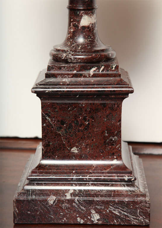 Marble 19th century Italian Urn For Sale