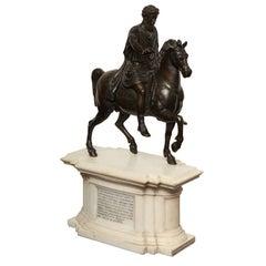 19th Century Bronze of Marcus Aurelius