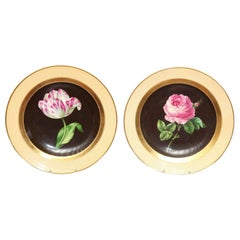 Two 19th Century Viennese Plates